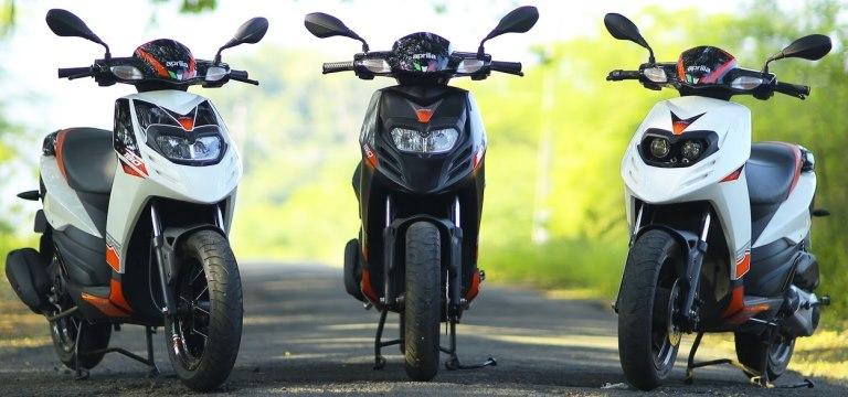 Выкуп и оценка скутеров