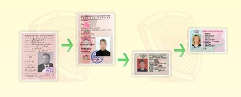 Какая стоимость замены водительского удостоверения