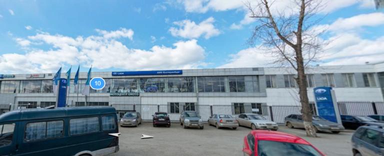 Карпрайс в Екатеринбурге